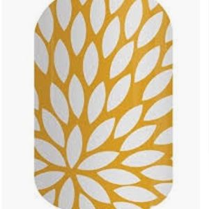 Jamberry Nails Sunny Lotus New